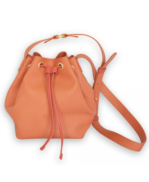 KARI - vegan bucket bag