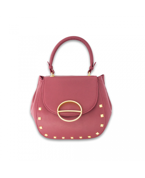 LICA rivets - vegan shoulder bag