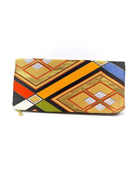 Obi-Clutch 'Stained Glass'