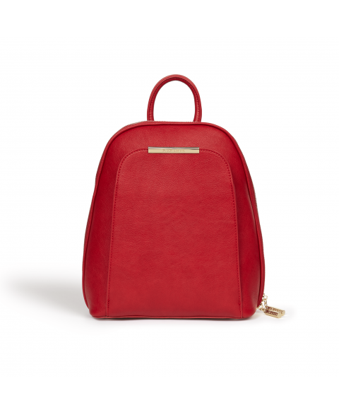 Sycamore Red Vegan Backpack