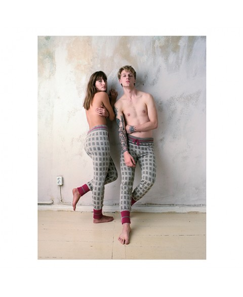 Alpaca Wool Pants Napkini